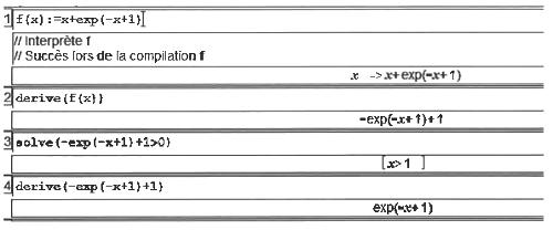 Sujet et corrigé de l'exercice 3 du bac ES de maths de ...